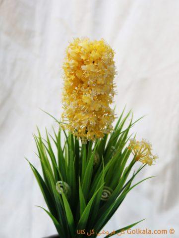 گل-سنبل-مصنوعی-عکس-گل-زرد