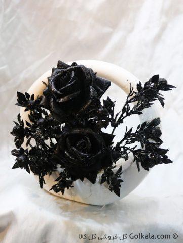 گل رز سیاه, گل رز مشکی هالفتی