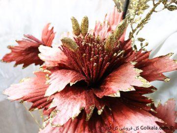 گل ختمی با الیاف طبیعی