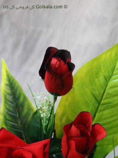 گل رز قرمز, غنچه گل رز قرمز