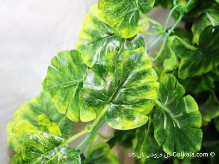 برگ سبز پیچک, ریسه پیچک, برگ مصنوعی