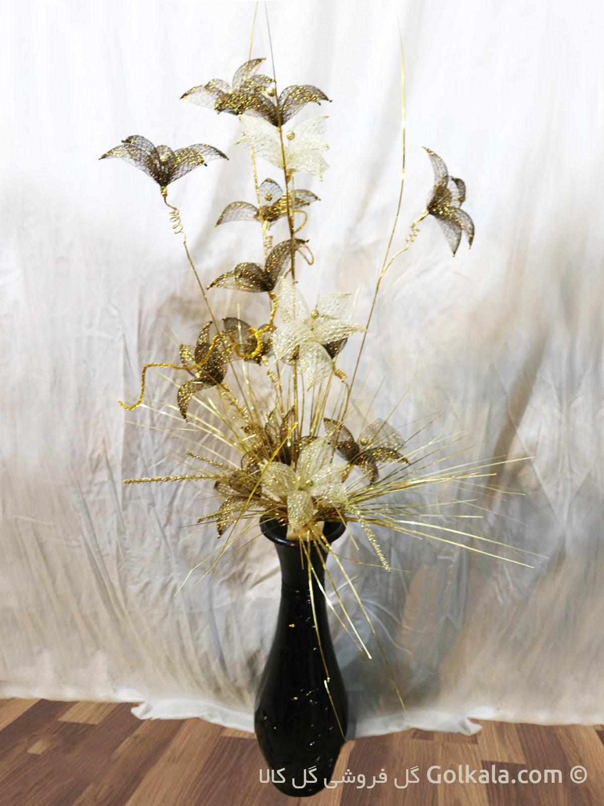 گل لیلیوم فانتزی براق, انواع گلهای زینتی