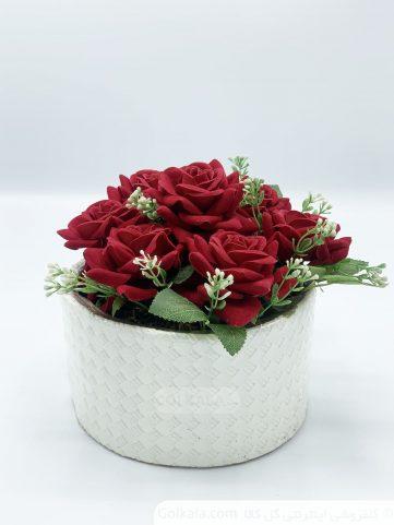 باکس گل گرد رز گل کالا