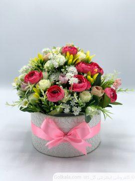 باکس گل بهاری گل کالا