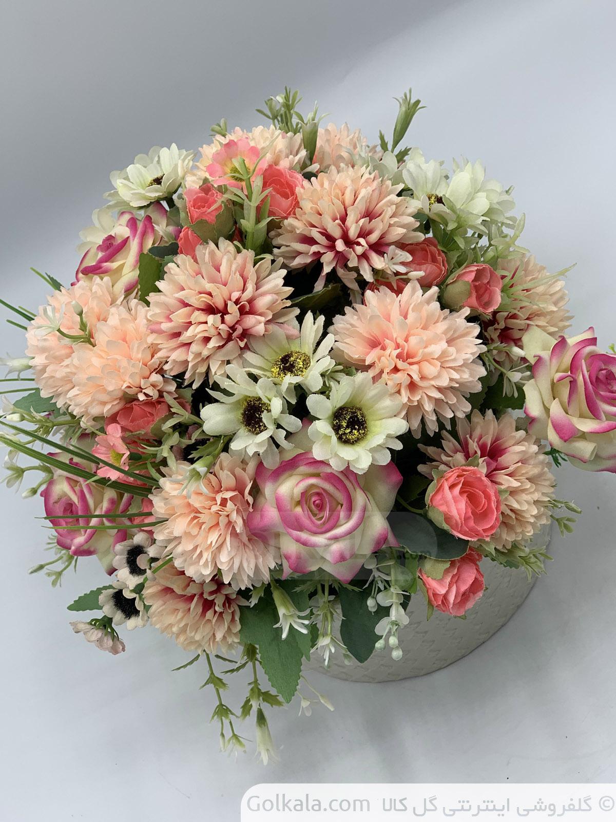 باکس گل شاداب گل کالا سه