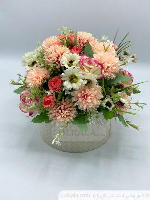 باکس گل شاداب گل کالا