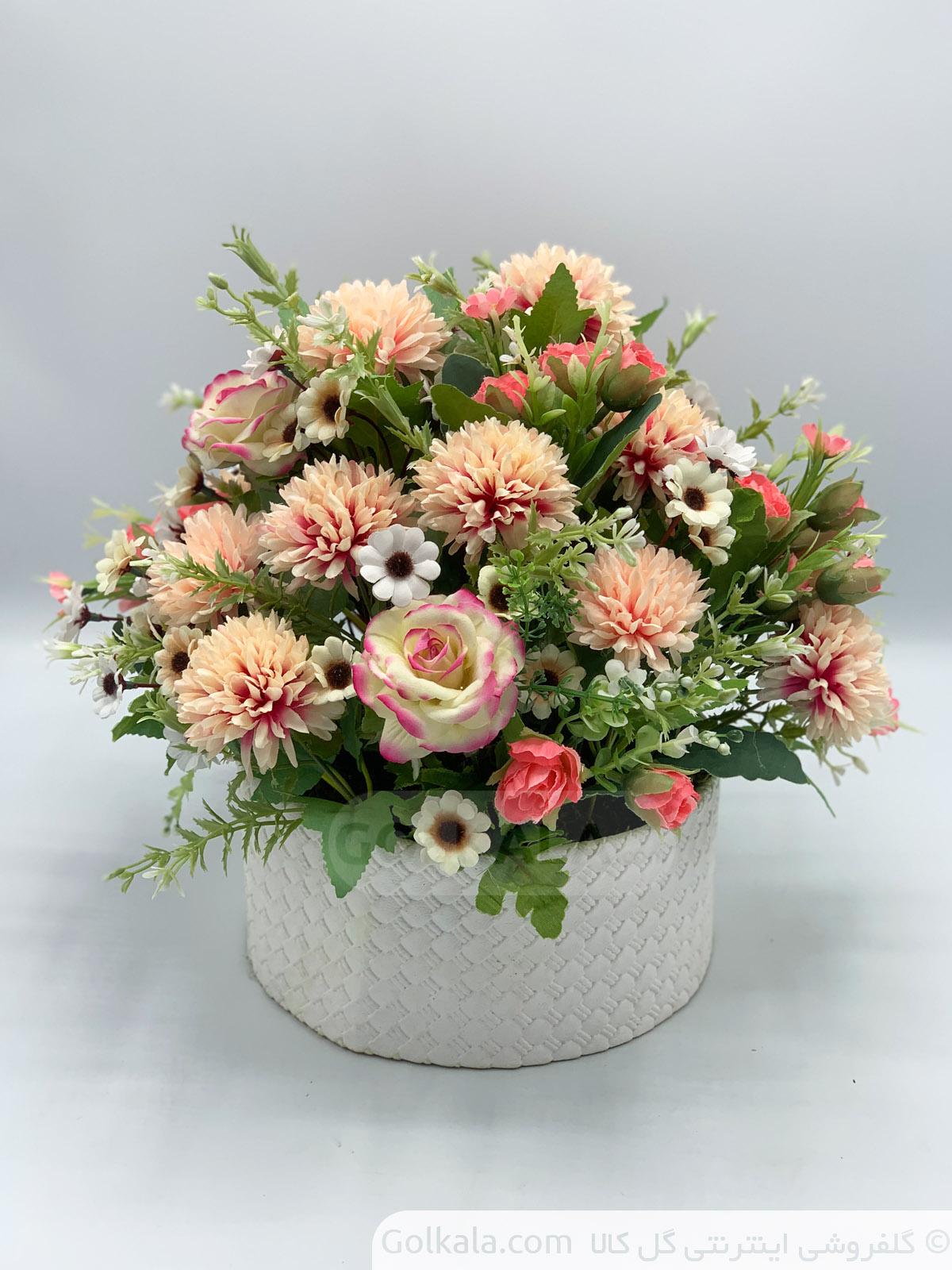 باکس گل شاد یک گل کالا