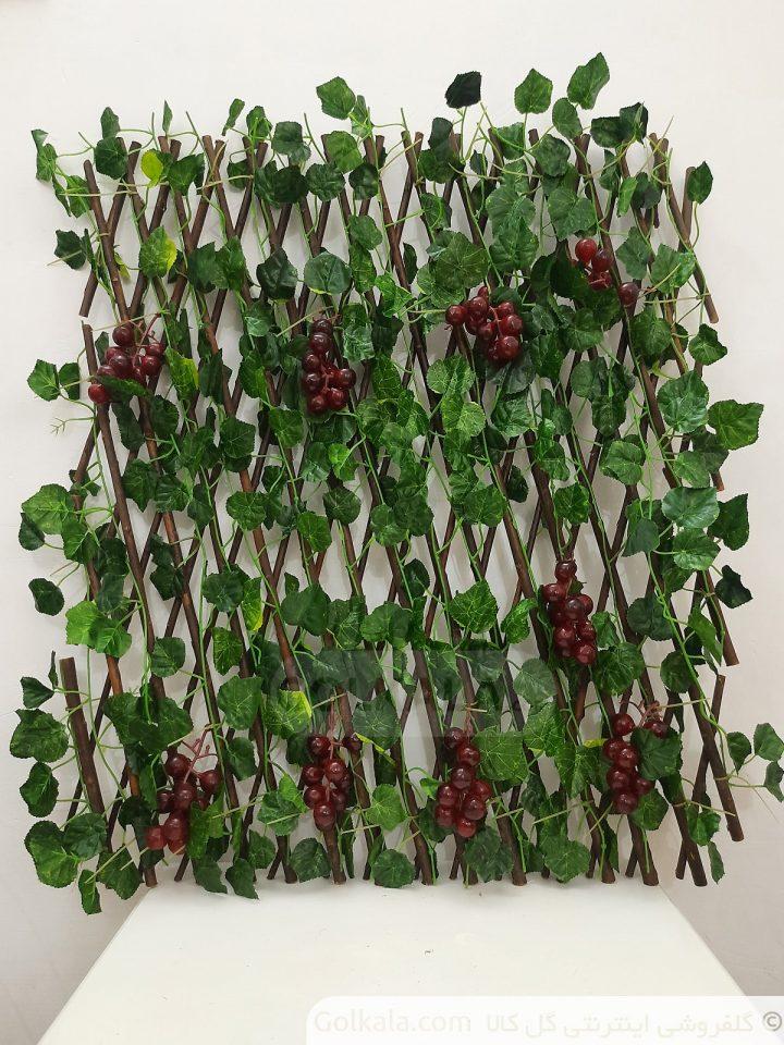 ریسه برگ اکاردئونی کوچک بسته گل کالا-min
